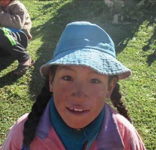 huadhua, leonarda layme baez, (9 years old)